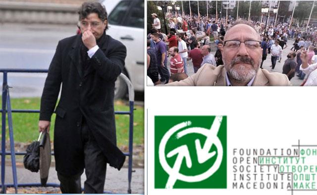"""""""Журнал"""": Фрчкоски и Героски обвинуваат за диктатура, а заработуват милиони"""