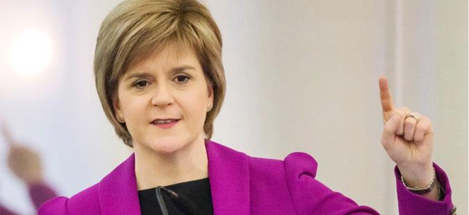 Стерџон: Парламентот на Шкотска може да го блокира Брегзит