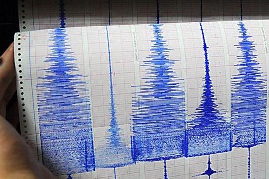 Земјотрес од 4,3 степени во водите на Медитеранот