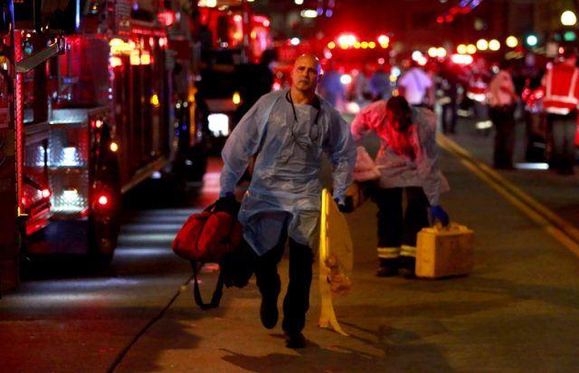 Пукање во Сиетл, петмина ранети