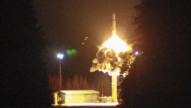 Путин лично лансираше четири балистички ракети (ВИДЕО)