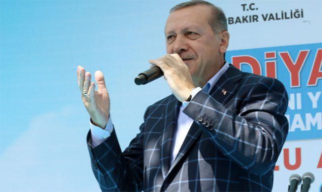 Ердоган: Европа умре во Босна, а погребана е во Сирија