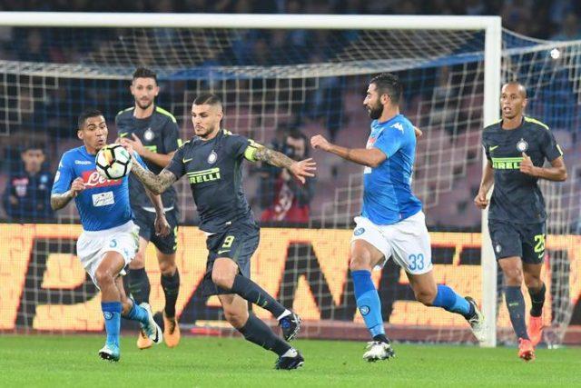Без голови на дербито меѓу Наполи и Интер