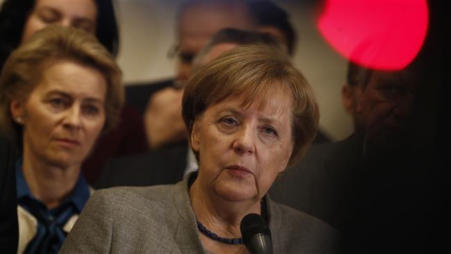 Меркел се подготвува за четвртиот тежок мандат