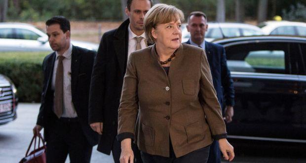 Политички шок во Германија