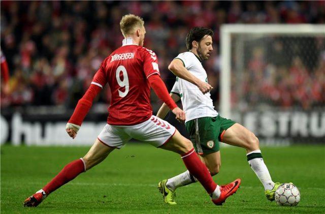 Данска и Ирска без голови во првиот квалификациски меч