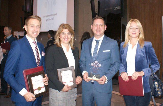 Прва награда за Изложбениот центар Матка и јубилејно признание за ЕВН (ФОТО)