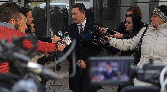 Груевски: Незаконски е ова што го работи СЈО