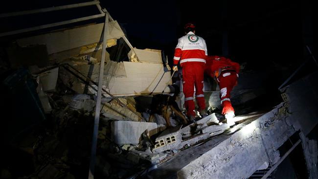 Над 460 жртви во земјотресот во Иран и Ирак