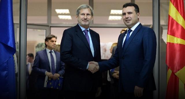 Хан од Заев очекува реформи во разузнавачките служби, судството и јавната администрација