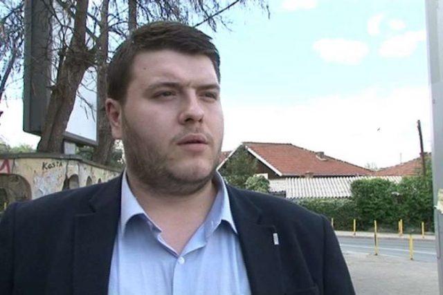 """Пресуда за Јордан Ристевски за """"Насилството во Центар"""""""