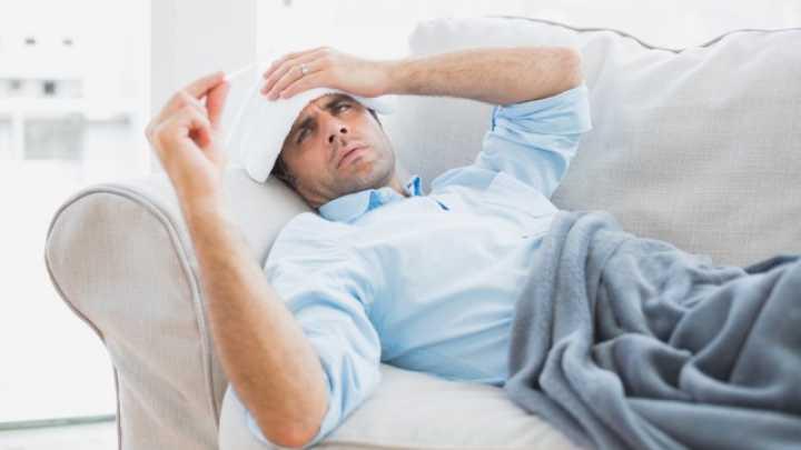 """Навистина постојат """"машки"""" грип и вироза"""