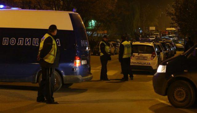 Скопјанец баран со потерница им избегал на полицајци при апсење