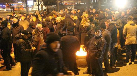 ВМРО-ДПМНЕ: Власта брутално го крши правото на протест