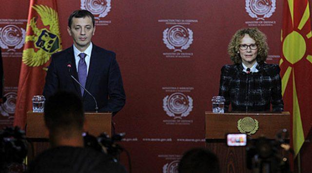 Бошковиќ: Црна Гора ќе биде најголемиот промотор на Македонија за НАТО