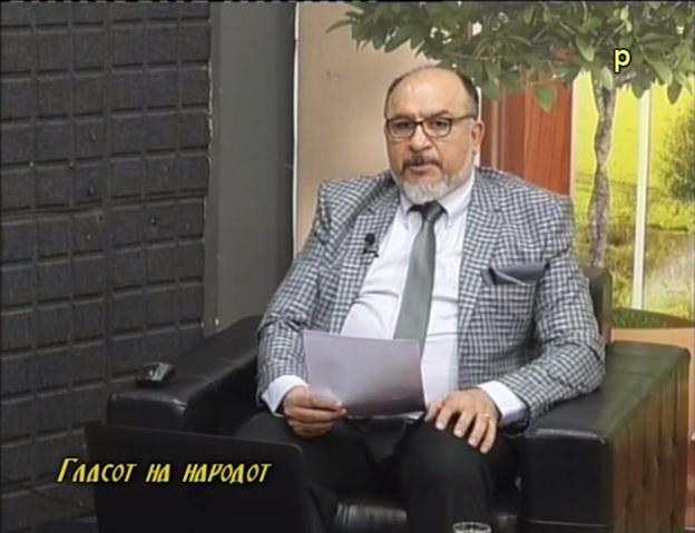 Бутарис симулира нов македонски идентитет