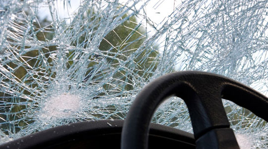 Во Скопје вчера 12 сообраќајки, едно лице потешко повредно
