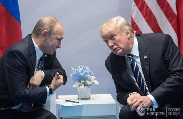 Западот нервозен пред средбата на Трамп со Путин