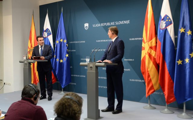 Заев- Церар: Нашите земји делат исти вредности и сакаме идната година да почнат пристапните преговорите на Македонија за членство во ЕУ