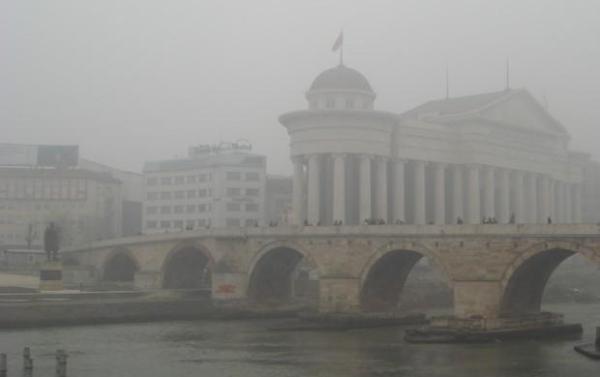 ВМРО-ДПМНЕ: Цели градови се гушат во смог, ветувањата на СДСМ доживуваат фијаско