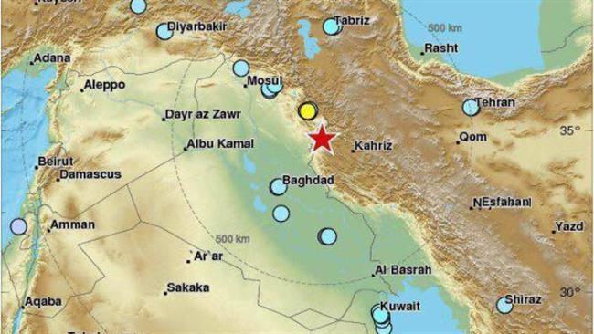 Најмалку 81 жртва во силниот земјотрес во Иран