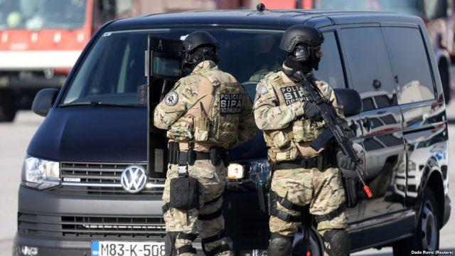 БиХ: Уапсени 13 осомничени за злосторства против човештвото