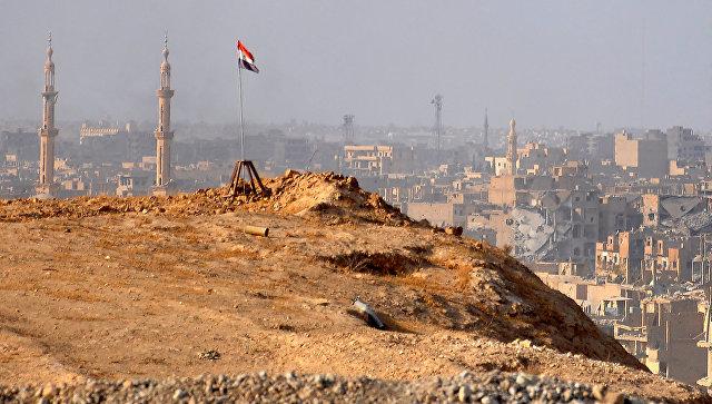 Дамаск обвинува дека американски хеликоптери ги евакуирале лидерите на ИД во Сирија