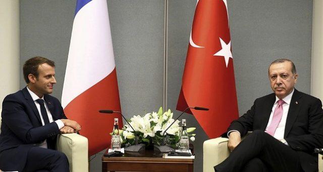 Ердоган на почетокот од јануари патува во Париз