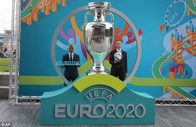 ЕП 2020: Отворањето во Рим, финалето во Лондон