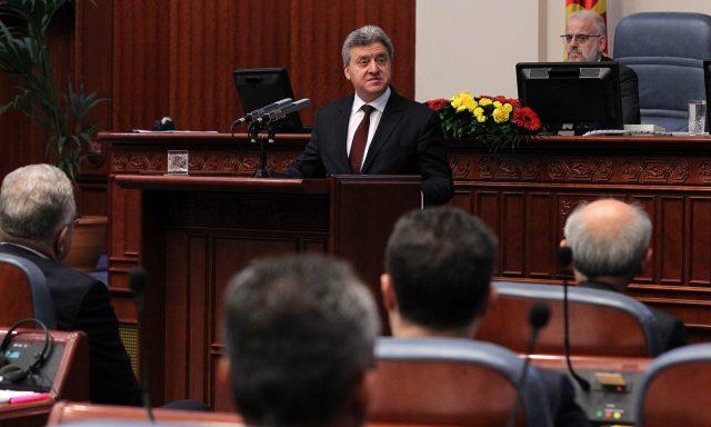 Отворено писмо на професорките: Иванов да стави вето на Законот за јазици