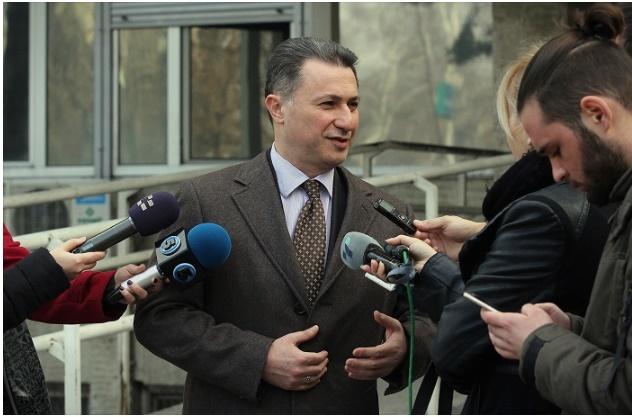 Груевски: Беа измислени обвиненија без докази, Заев ми се одмаздува за 11-те години порази