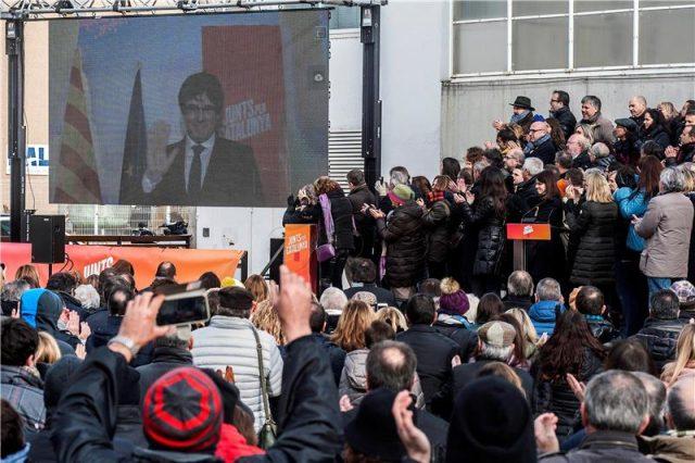 Шпанија го повлече меѓународниот налог за апсење за Пучдемон