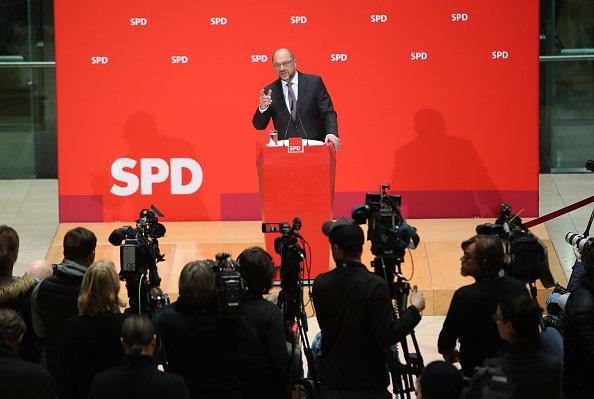 Германските социјалдемократи поддржаа преговори со демохристијаните за формирање влада
