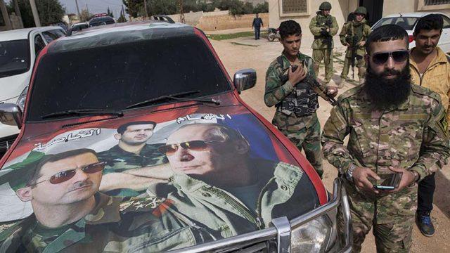 Русија се повлекува од Сирија – победи во војната и не ги повтори грешките од Авганистан