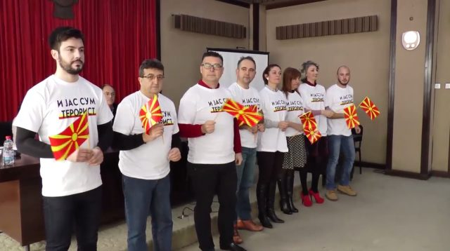 Советниците на ВМРО-ДПМНЕ од Штип ја напуштија седницата на Советот и порачаа: И ние сме терористи (ВИДЕО)
