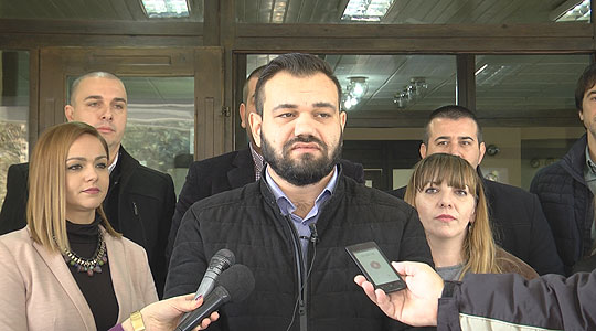 Советниците од ВМРО-ДПМНЕ ја напуштија седницата на Советот на Струмица