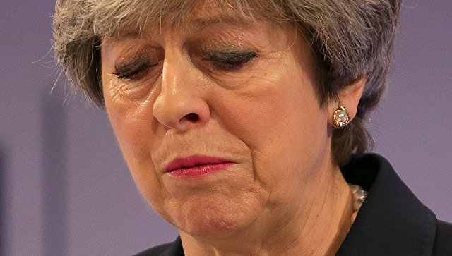 Спречен атентат врз британската премиерка Тереза Меј