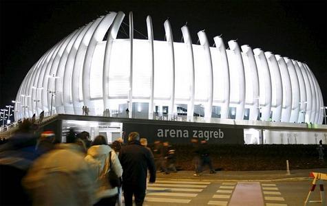 Забрана за користење на загрепската Арена, во која на ракометното ЕП треба да игра Македонија