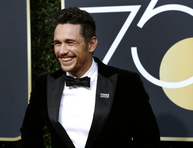 Пет колешки го обвинија актерот Џејмс Франко за сексуално вознемирување