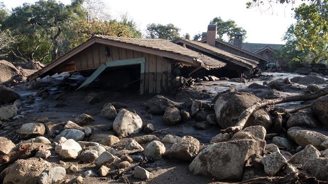 (ФОТО и ВИДЕО) Бројката жртви во свлечиштата во Калифорнија се зголеми на 17