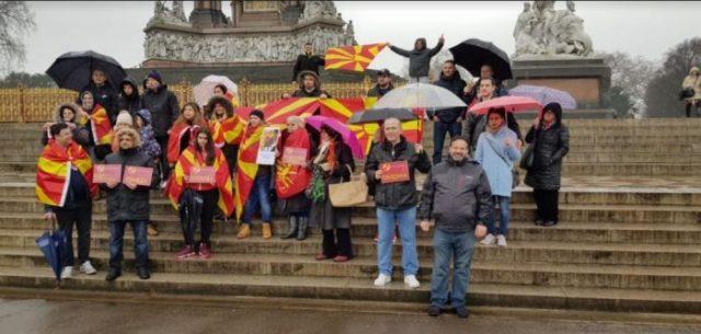 Македонците од Лондон: Слобода за Игор, слобода за сите невини луѓе кои се затворени
