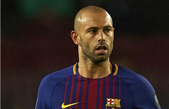 Маскерано ја напушти Барселона