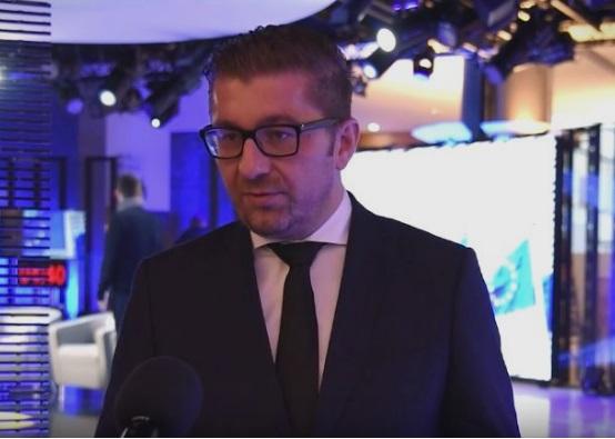 Мицкоски по средбите во Брисел: ВМРО-ДПМНЕ ќе продолжува да ги надградува своите позиции