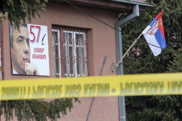 Косовски полицајци уапсени за манипулација со докази за атентатот врз Ивановиќ