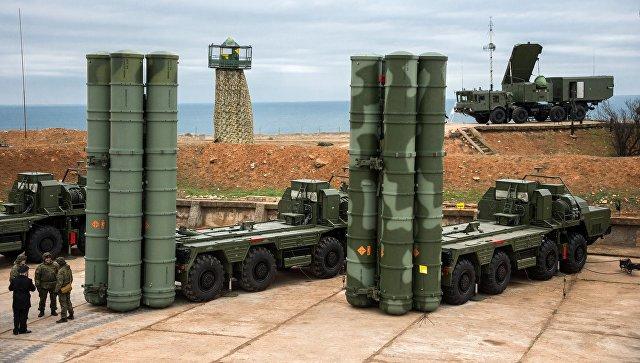 Русија на Крим го распореди вториот ракетен систем С-400
