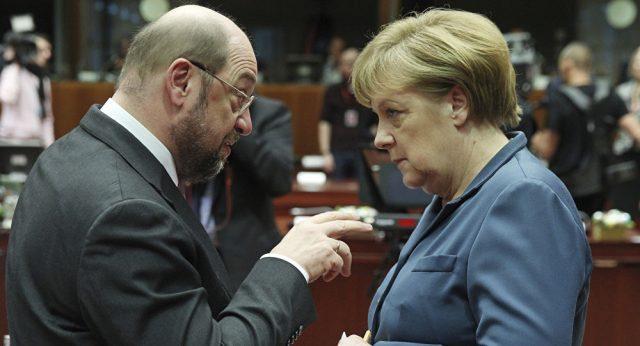 Германските конзервативци и социјалдемократите решиле важно спорно прашање
