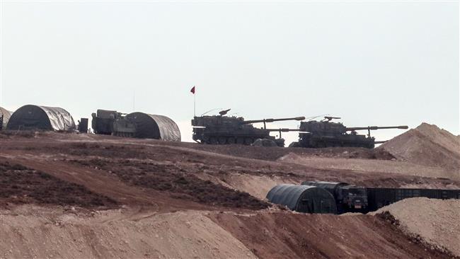 Турција изведе нови удари врз курдски цели во Сирија
