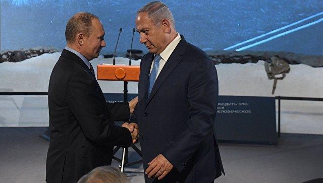 Путин му подари на Нетанјаху оригинално писмо на Оскар Шиндлер