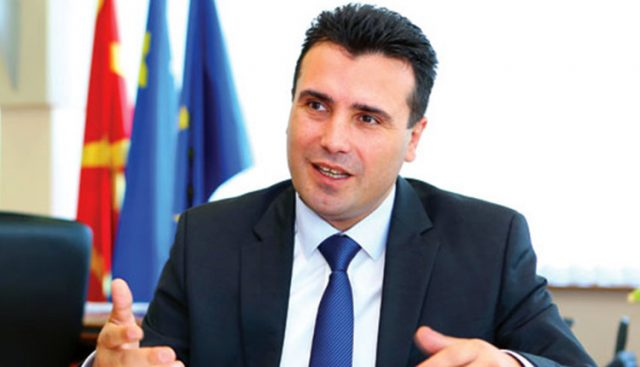 Заев очекува решение во спорот за името до јули