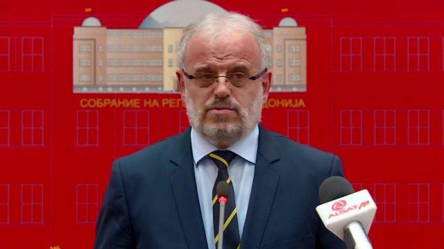 """""""Единствена Македонија"""": Џафери да не се расфрла со провокативни изјави"""